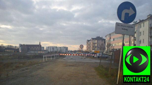 Zamknięta Zapustna - fot. Ewelina/Kontakt24