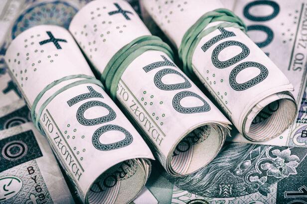 Pieniądze (zdjęcie ilustracyjne) Shutterstock