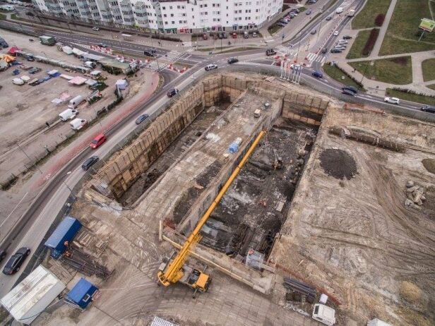 Budują obwodnicę na Ursynowie pulawska-lubelska.pl
