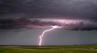 Potencjalny rozwój burz w ciągu najbliższych dni (Ventusky.com)