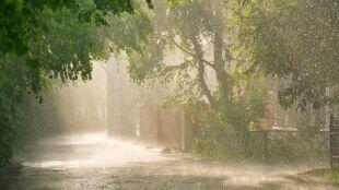 Upał, burze, deszcz i spore ochłodzenie