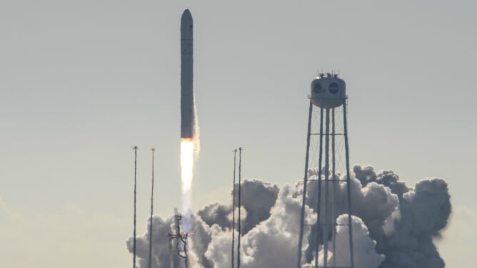 """""""Kosmiczny piekarnik"""" leci na ISS. <br />Astronauci będą piec ciastka"""
