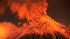 Ewakuowano prawie 4 tysiące mieszkańców okolic Wulkanu Ognia