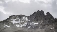 Szwajcarzy pożegnali lodowiec Pizol (PAP/EPA/GIAN EHRENZELLER)