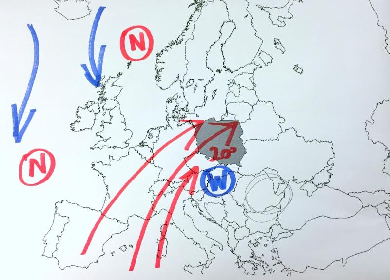 Do Polski nadciąga poprawa pogosy