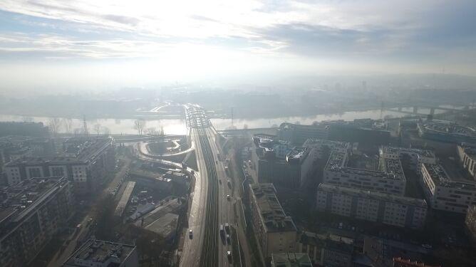 Smog dusi na Śląsku i w Małopolsce. W Krakowie jest źle