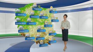 Prognoza pogody na poniedziałek 12.04