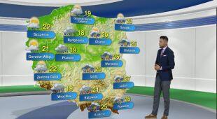 Prognoza pogody na poniedziałek 29.06